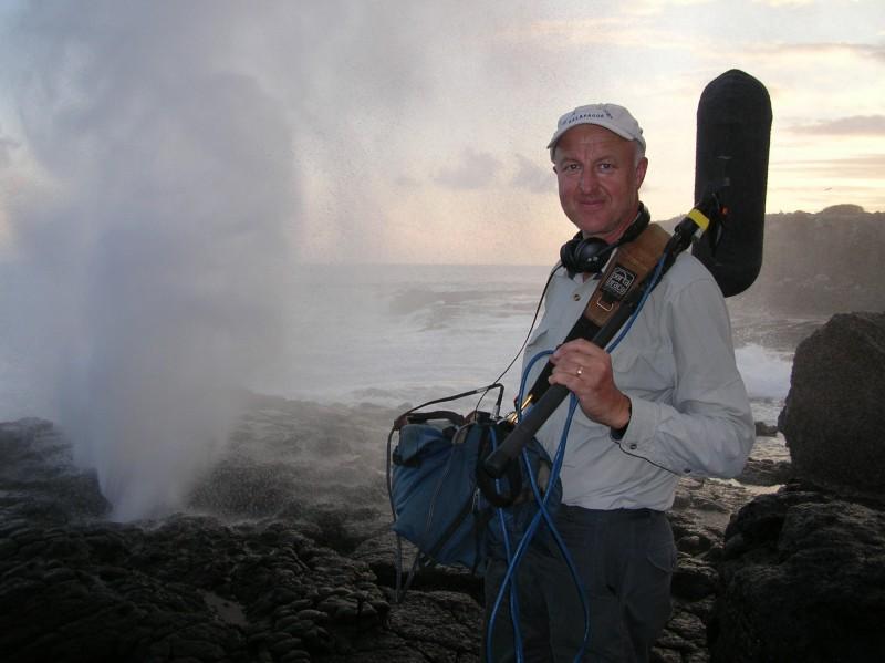 Chris Watson - Geysir Aufnahmen