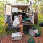 DPA hilft James Curri den Sound vom East Arnhem Land einzufangen