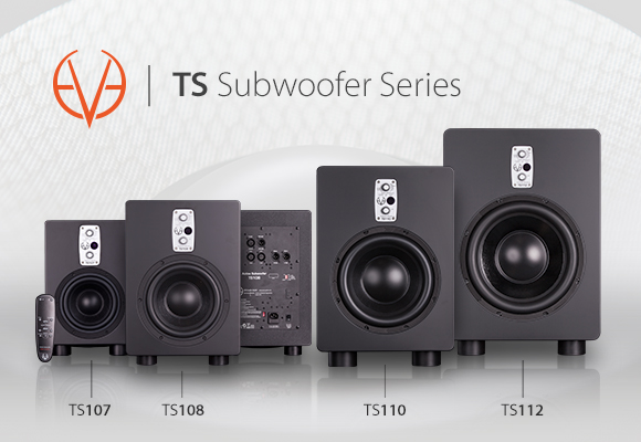 EVE Audio TS Series