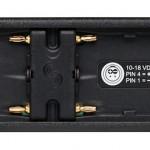 Sound Devices 633 Rückseite
