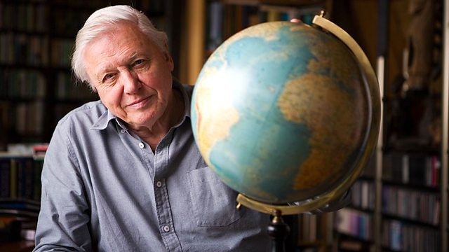 David Attenborough: My Life In Sound (Copyright 2013, BBC)