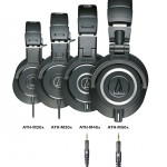 NAMM 2014: Audio-Technica stellt die neue Generation der M-Serie Kopfhörer vor
