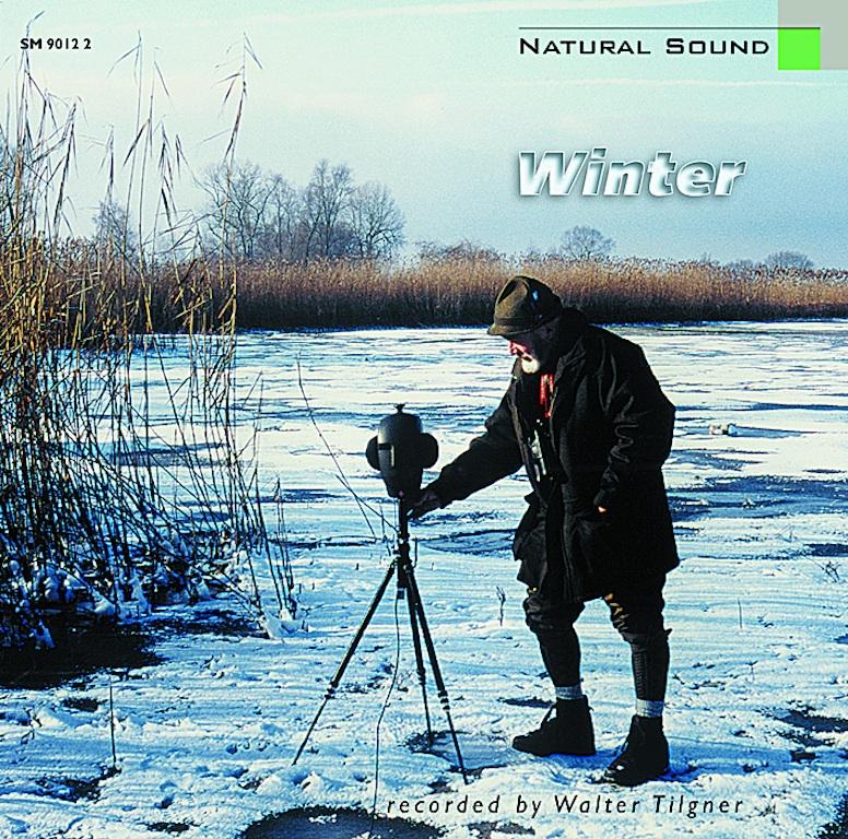 Walter Tilgner - Winter am Bodensee