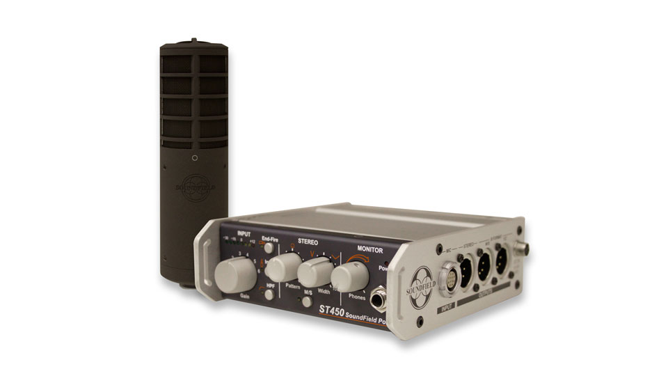 SoundField ST450 MKII Portable Microphone System