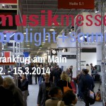 Highlights  von der Musikmesse und Prolight + Sound 2014