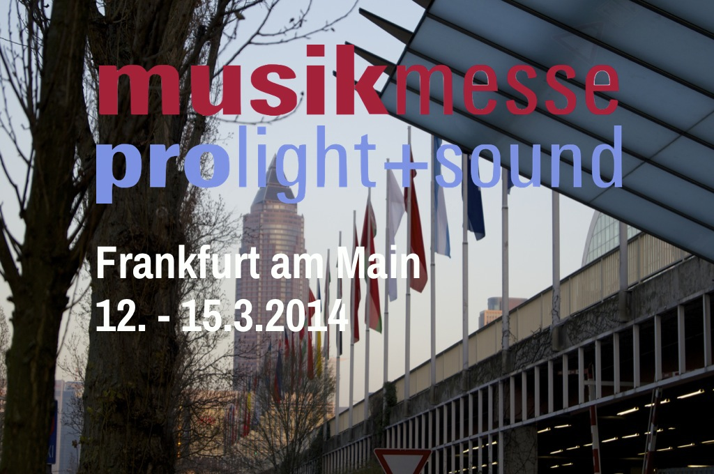 Musikmesse Prolight 2014 - Tower