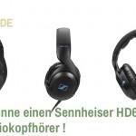 Verlosung: Sennheiser HD6 MIX Studiokopfhörer