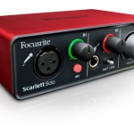 Focusrite Scarlett Solo – neues USB-Audio-Interface