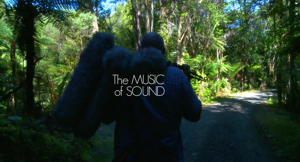 Tim Prebble: The MUSIC of SOUND