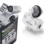 Zoom iQ5 und iQ6 – Mikrofone für iOS-Mobilgeräte
