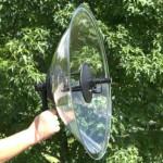 Wildtronics stellt Universal Parabolic Microphone vor
