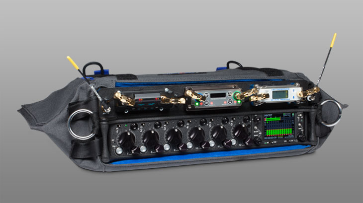 Sound Devices 688 mit SL-6 SuperSlot Erweiterung