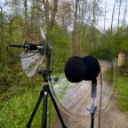 Review: Wildtronics Parabolspiegel-Mikrofone