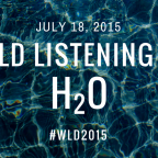 World Listening Day 2015 H2O