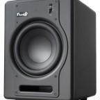 Fluid Audio liefert aktiven Subwoofer F8S aus