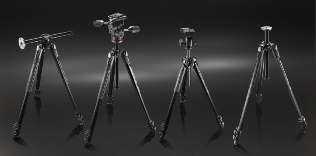 Manfrotto 290er Stativ Kollektion