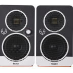 EVE Audio kompaktes 2-Wege-Master/Slave-Lautsprechersystem SC203