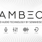Sennheiser präsentiert AMBEO 3D Audio