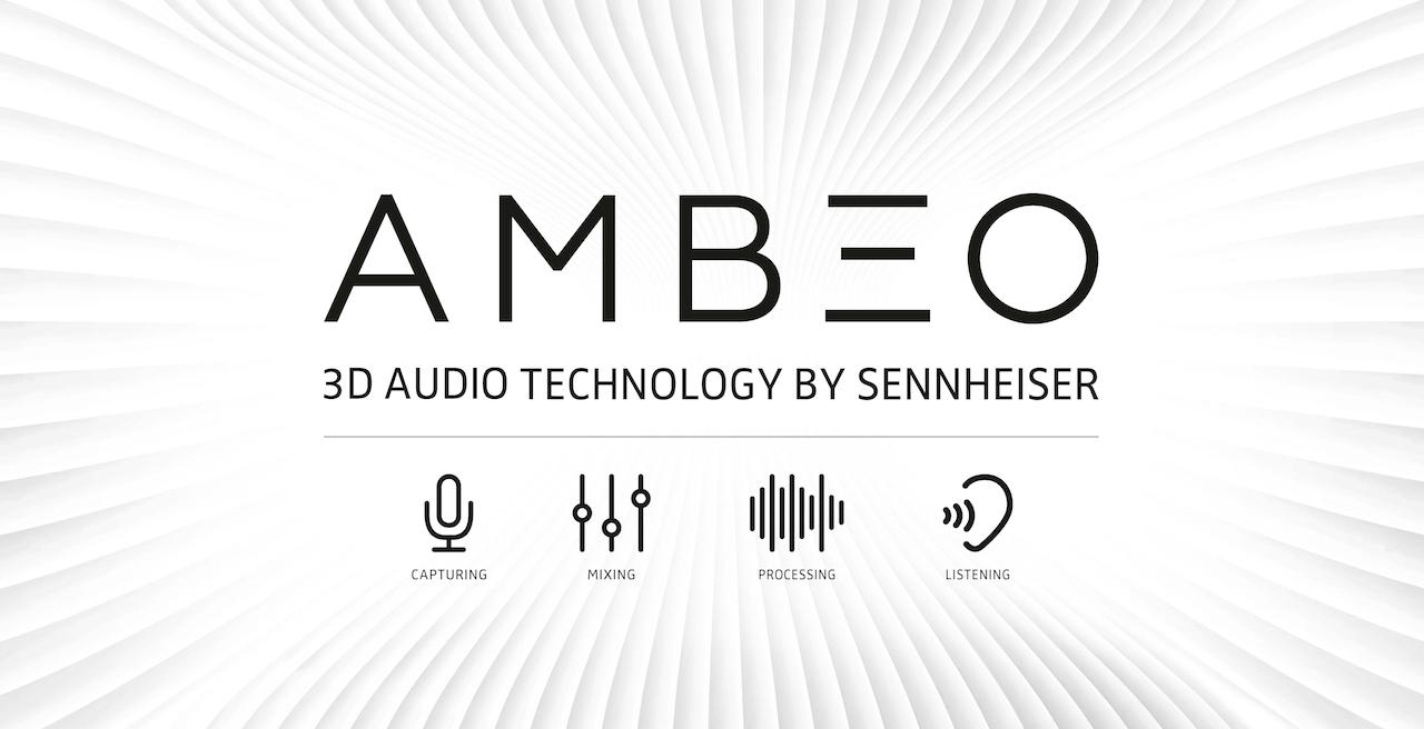 AMBEO 3D Audio