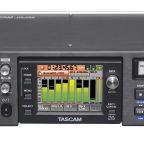 Neue Funktionen für Tascam-Feldrecorder HS-P82