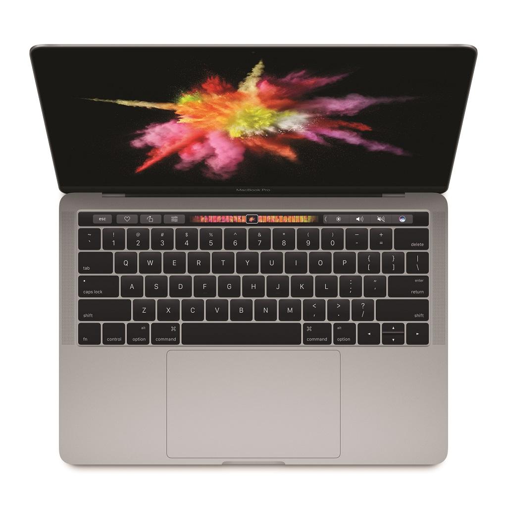 MacBook Pro 2016 mit Touch Bar