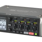Zoom F4: Neuer Multitrack Fieldrecorder