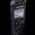 Olympus präsentiert LS-P4 Audio-Recorder mit 3 Mikrofonen