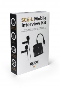 RØDE Mobile Interview Kit