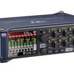 Zoom stellt den neuen F8n Multitrack Field Recorder vor