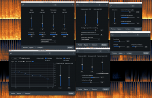 Die neuen Module iZotope RX 7 Advanced