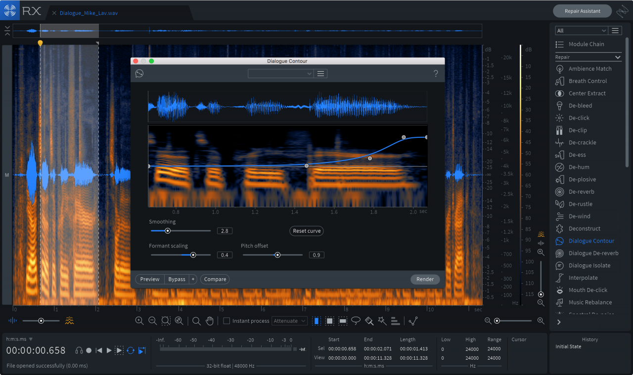 Review: iZotope RX 7 Advanced