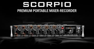 Sound Devices Scorpio Teaser